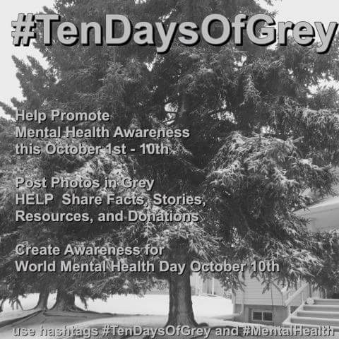 Ten Days of Grey