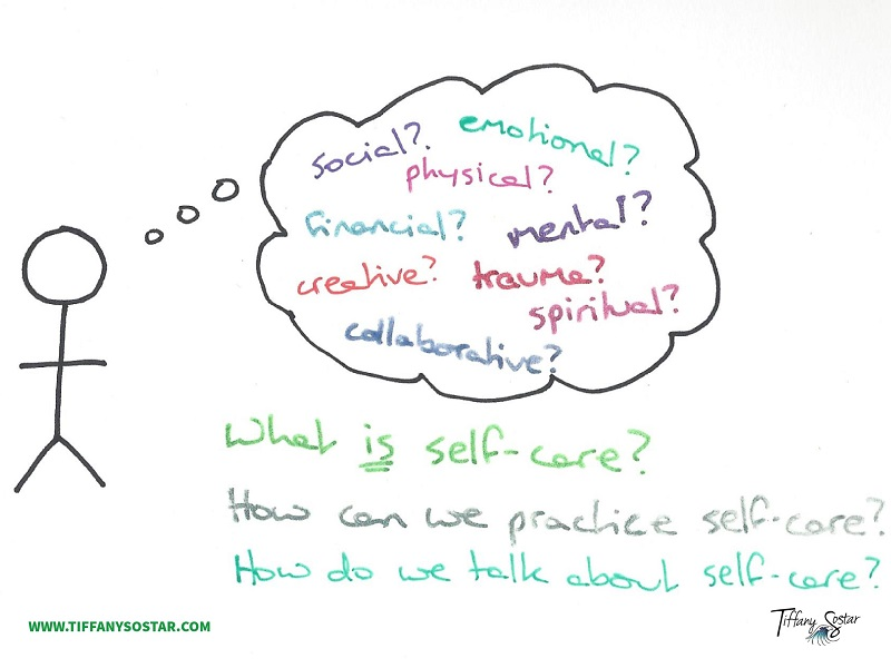 #stickfiguresunday: What IS Self-Care?