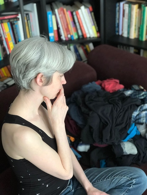 Dirty Laundry: A Conversation on Mourning in Public