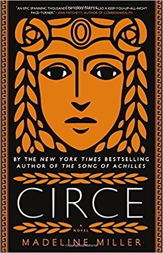 #readharder2019: Circe