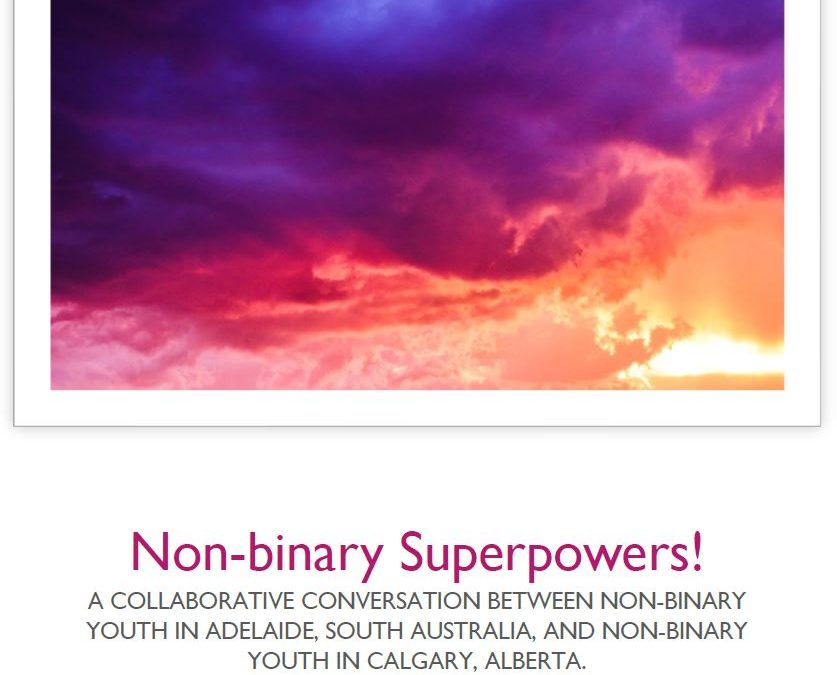 Non-Binary Superpowers!
