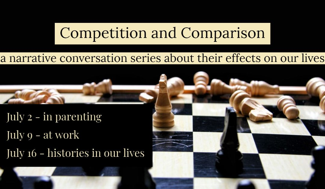 Competition and Comparison conversation series